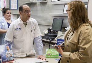 naloxone pharmacist