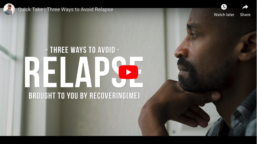 relapse prevention video